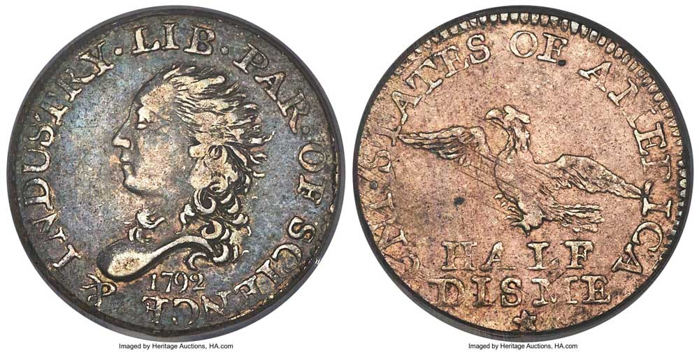 One of the Earliest American Coins Up For Bid