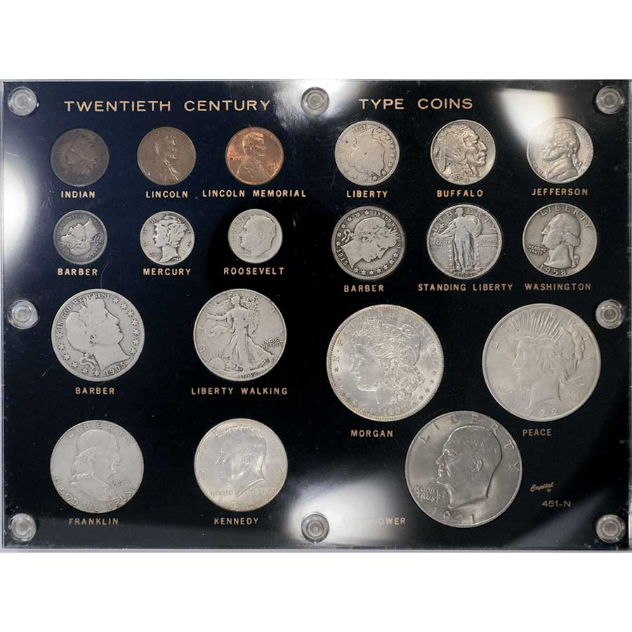 thumbnail image for 10 Coin Collections You Can Collect for Under $100