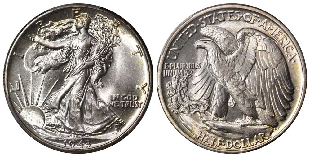 Magnificent Lulu Collection of Walking Liberty Half Dollars  Featured in the Stack's Bowers Galleries June 2021 Auction