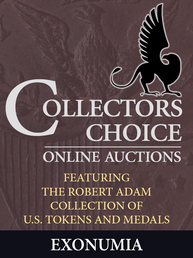 Stack's Bowers June Collectors Choice Online Auction