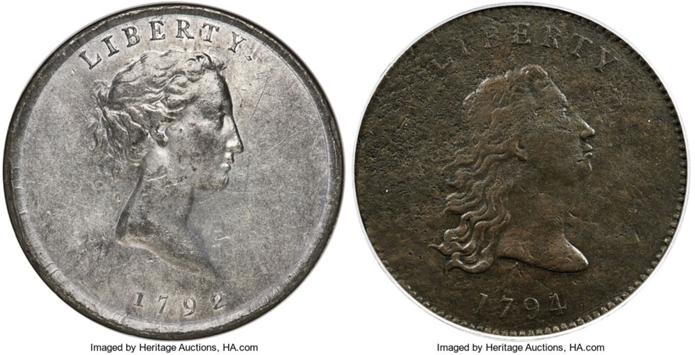 Historic and never-before-offered U.S. coins yield a trio of million-dollar lots.
