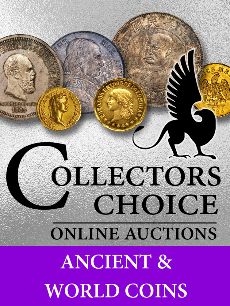 Event image for Stack's Bowers June Collectors Choice Online Auction