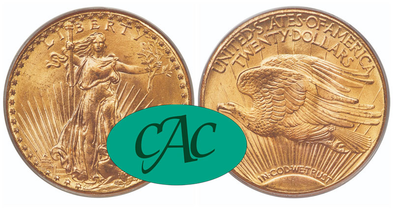 thumbnail image for Recent CAC Premiums For 1928 Saints: Study & Analysis