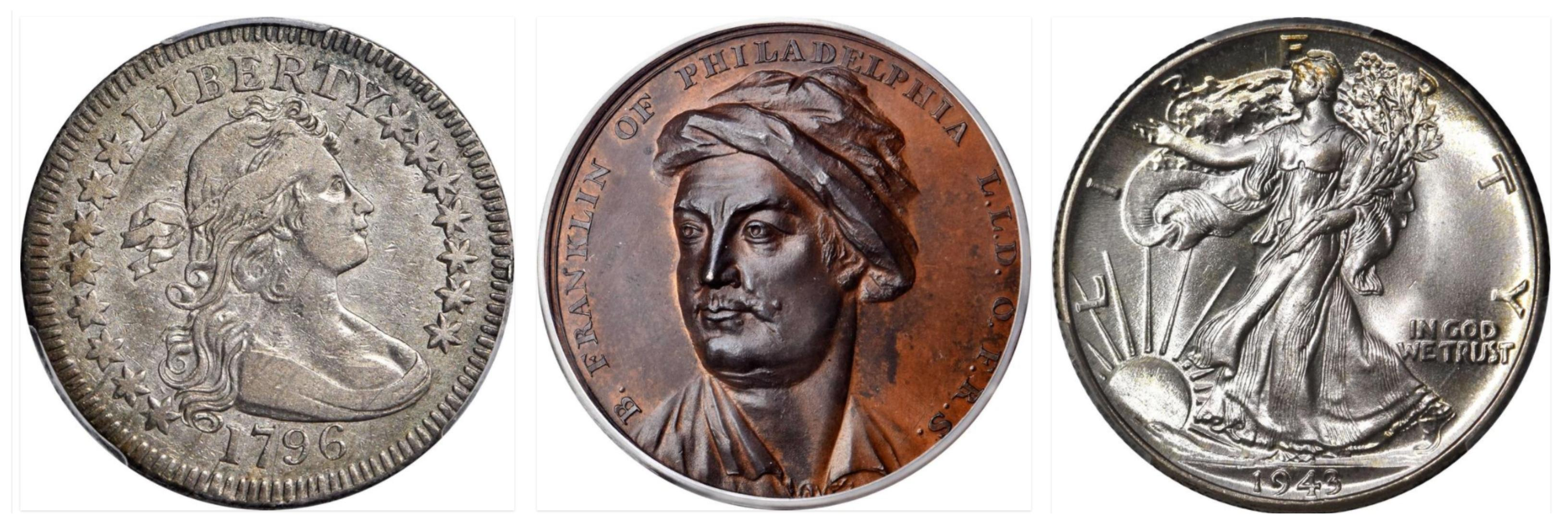 main image for Superb Rarities and Fresh Collections Featured in the  Stack's Bowers Galleries June 2021 Costa Mesa Auction