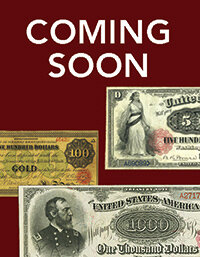 Heritage: The Colonial Valley Collection Part II Currency Showcase Auction