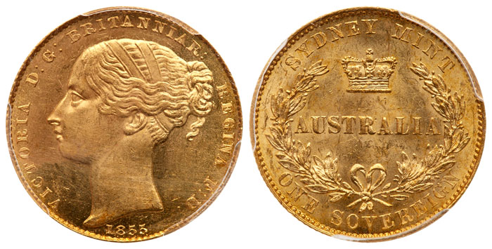 thumbnail image for S.S. Central America Sunken Treasure World Gold Coins in Goldberg Auction