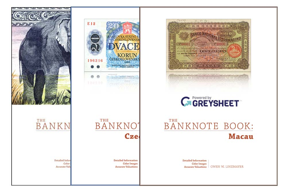 thumbnail image for CDN Publishing Acquires The Banknote Book from Owen Linzmayer