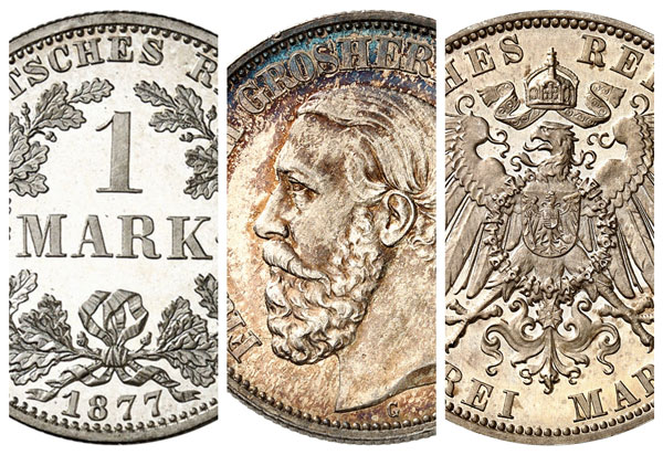 thumbnail image for The German Empire Coin Market is Booming  -- Grün Auction Results Repeat Calls for a New Jaeger Edition