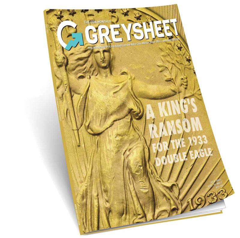 thumbnail image for Publishers Message (July 2021 Greysheet)