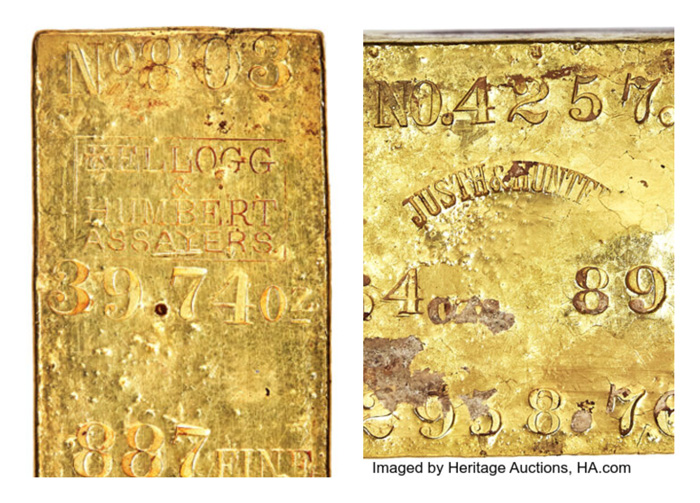 The S.S. Central America shipwreck occurred in the 1850s and forever changed numismatic history.