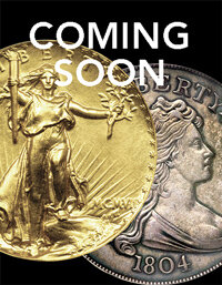 Heritage Early Holders US Coins Showcase Auction