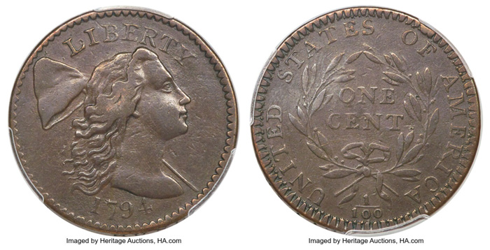 thumbnail image for The Arizona Collection of U.S. Large Cents to be Offered at Heritage Auctions