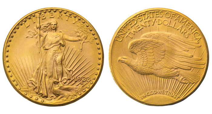 thumbnail image for 1933 Double Eagles, Part 1: Analysis of The Auctions