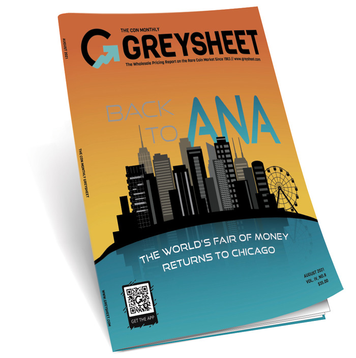 thumbnail image for Activity Across the Market (August 2021 Greysheet)
