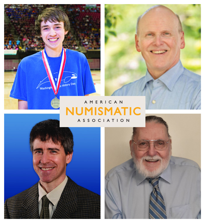 thumbnail image for Highest ANA Awards Given to Numismatists Making a Difference