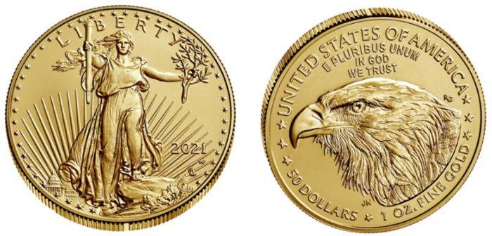 thumbnail image for United States Mint Opens Sales for Designer Edition American Eagle Gold Two-Coin Set On August 5