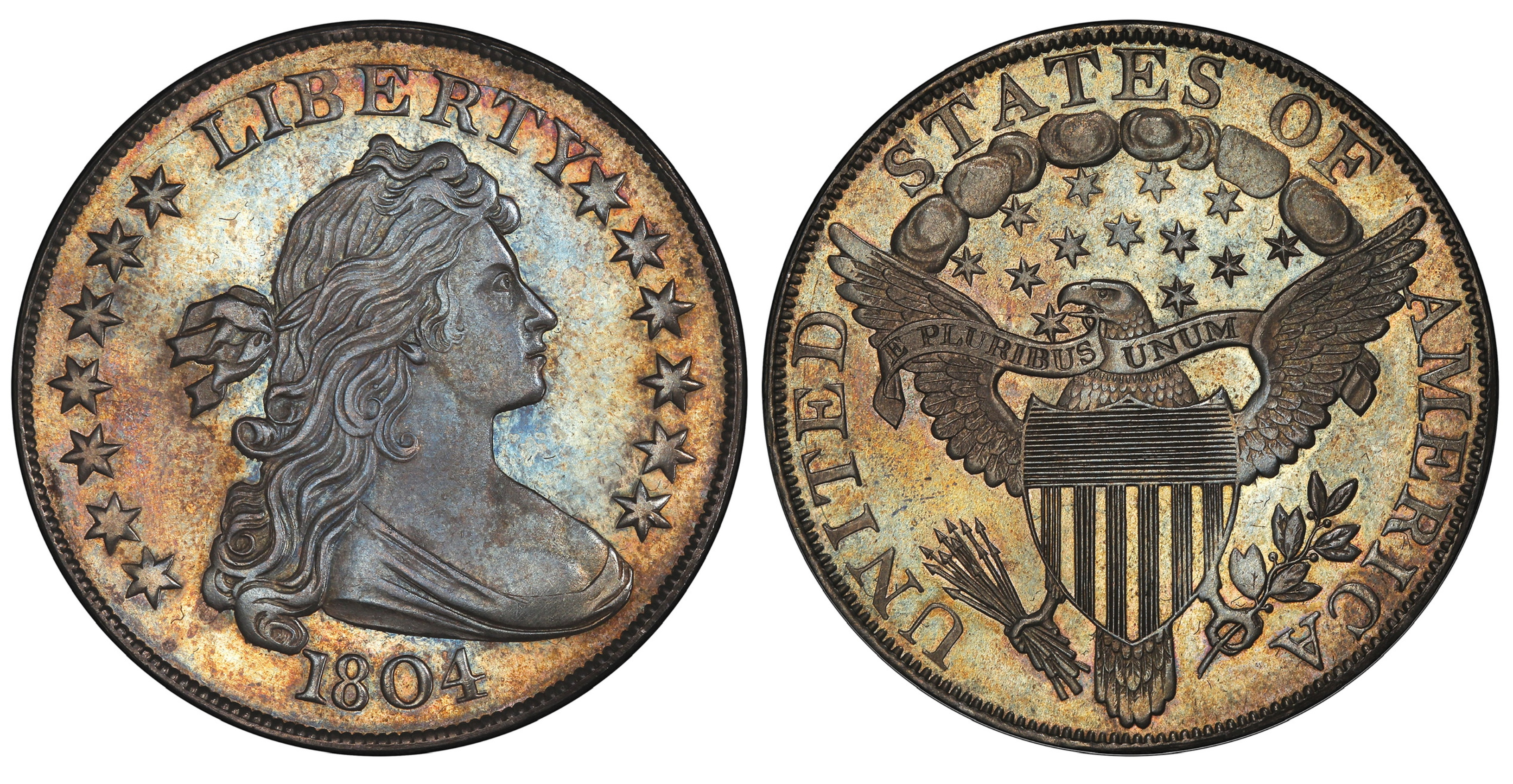 thumbnail image for The Finest 1804 Silver Dollar Sells for $7.68 Million at Stack's Bowers Galleries