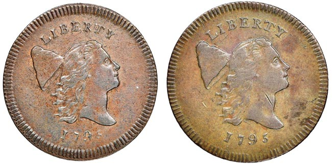 thumbnail image for Series Analysis: Iconic 1795–96 No Pole Half Cents - The Panoramic Partrick Collection, Report #3