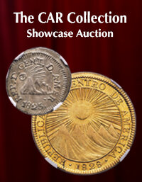 Heritage The CAR Collection World Coins Showcase Auction