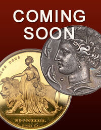 Heritage World & Ancient Coins Platinum Night and Signature Online Auction - October