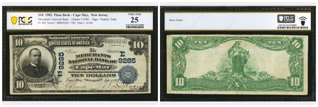 thumbnail image for Over $4.7 Million in U.S. Currency Sold in the Stack's Bowers Galleries August ANA Auction