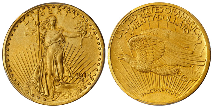 thumbnail image for Stack's Bowers Galleries Sets Record for the Most Valuable Proof With Motto Saint-Gaudens $20