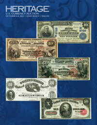 Heritage Currency Signature Auction - Long Beach