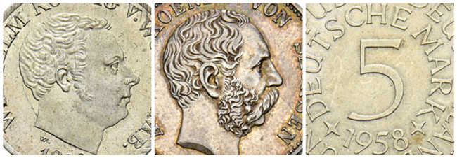 thumbnail image for Künker Internet Auction Offers German Coins and Medals from a South German Private Collection