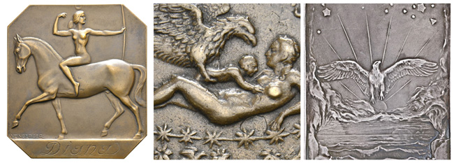 thumbnail image for Künker Internet Auction Offers Nudes and Eros in Numismatics from the W. Risse Collection
