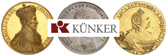 thumbnail image for The Top Five Results of Künker's Auction Sales 351-354