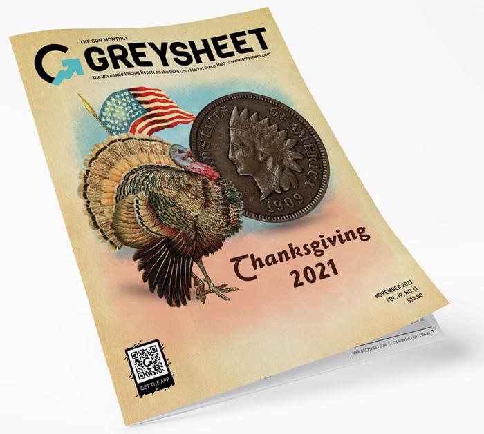 Activity Across the Market (November 2021 Greysheet)
