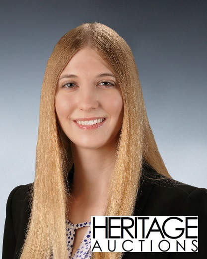 thumbnail image for Sarah Miller Promoted to Senior Vice President at Heritage Auctions