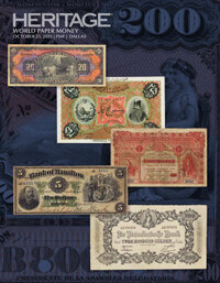 Event image for Heritage Paper Money Fair - Netherlands World Banknote Signature Auction